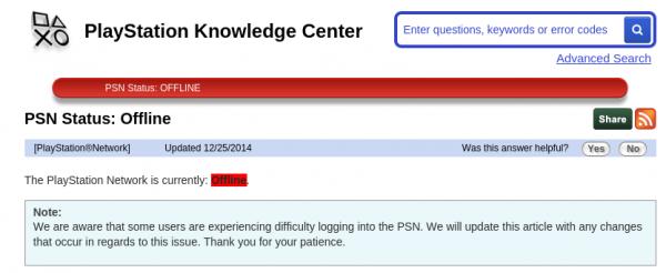 Hackers ruin Christmas for PSN, Xbox Live users - SlashGear