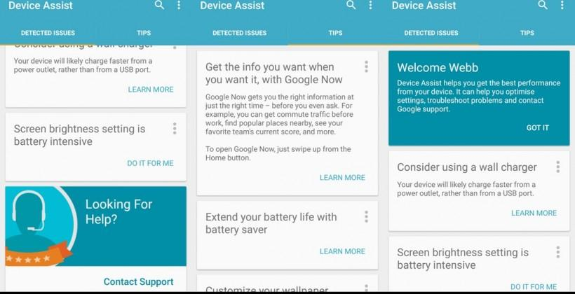 New 'Device Assist' app helps you with all things Android