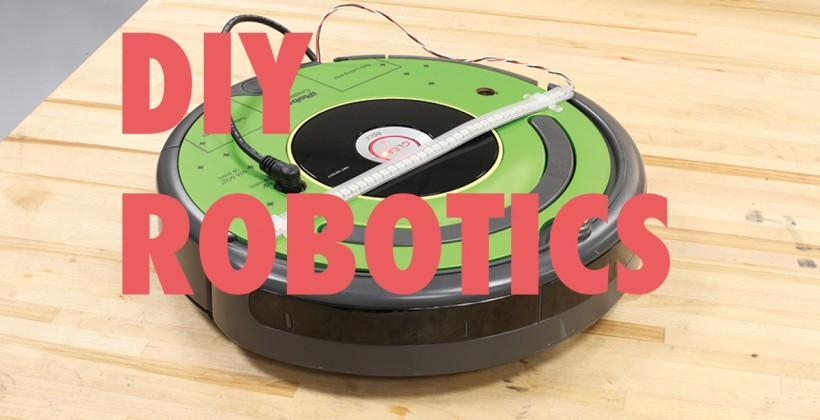 iRobot Create 2 brings DIY to Roomba robots
