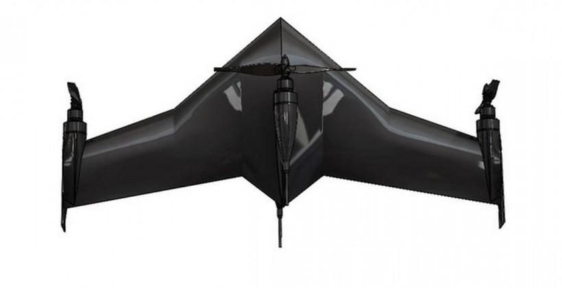 X PlusOne hybrid drone can zip around at high speeds