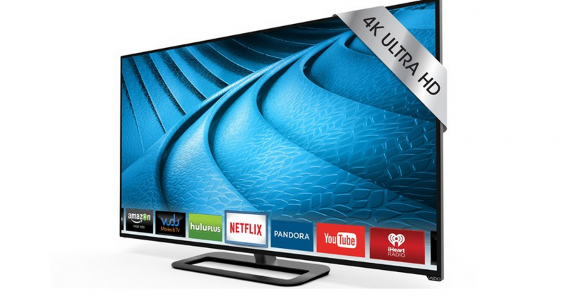 Vizio P-Series 4K TVs to get three new content apps