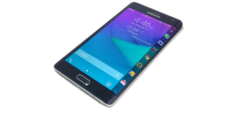 Samsung Galaxy Note Edge Review – Side-screen side eye