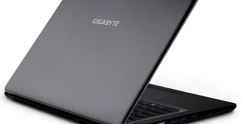 Gigabyte P35X gaming notebook packs NVIDIA GTX 980M GPU