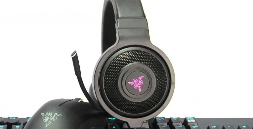 Razer Kraken 7.1 Chroma gaming headset Review