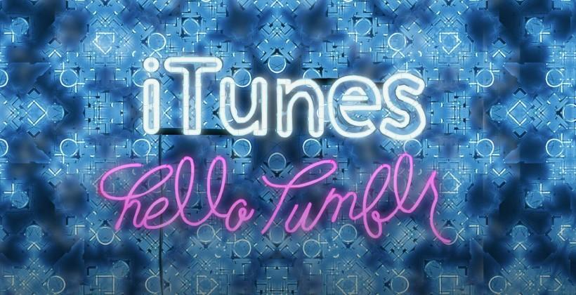 Apple launches iTunes Tumblr blog