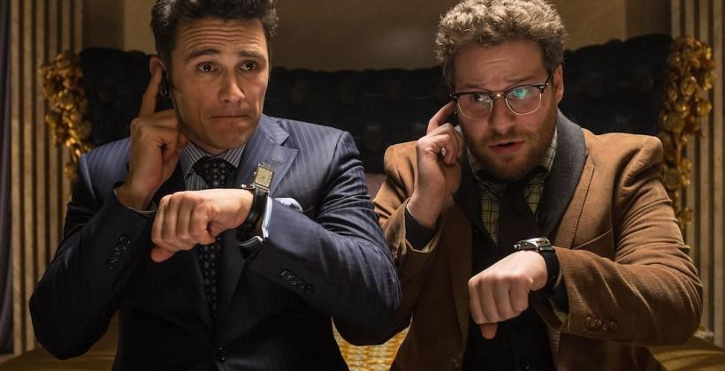 'The Interview' racks up 1.5M illegal downloads in only 2 days