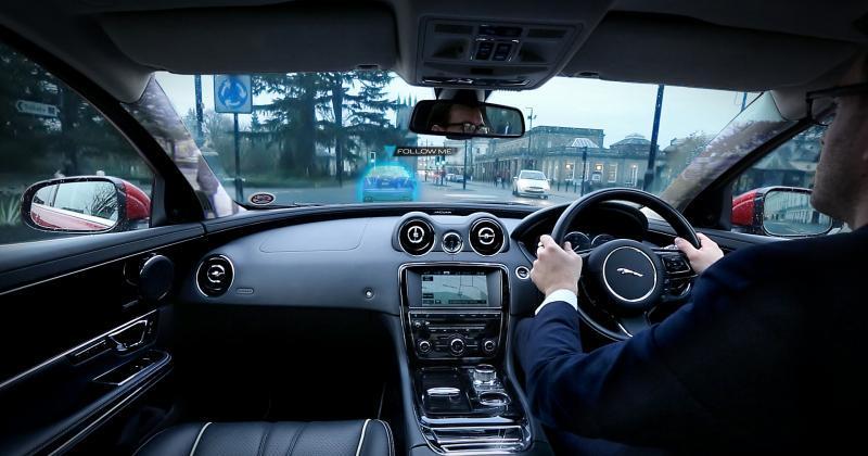 Jaguar Land Rover wants to make your car pillars disappear