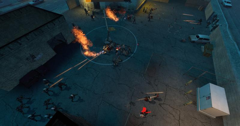Lambda Wars turns Half-Life 2 from FPS to RTS