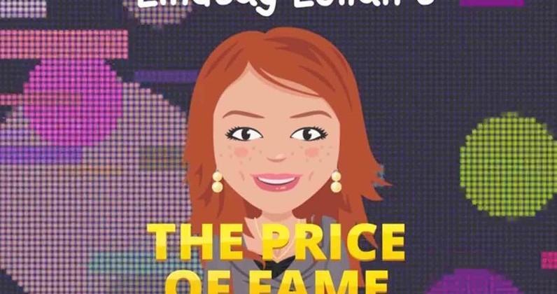 Lindsay Lohan's 'Price of Fame' mobile game pokes fun at Hollywood