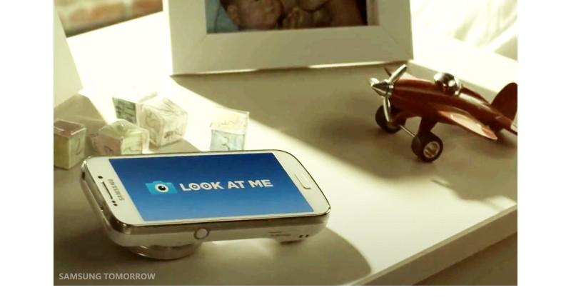 Samsung Look At Me app helps autistic kids make eye contact