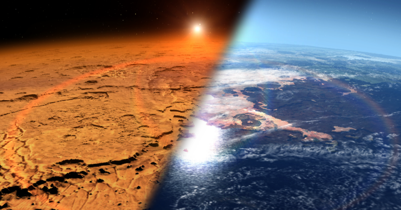 MAVEN nears solving mystery of Mars' disappearing atmosphere