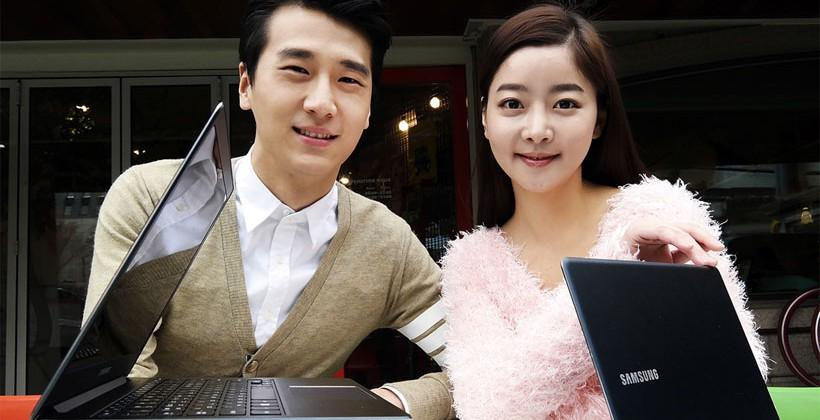 Samsung unveils new Series 9 Notebook and Series 7 AIO