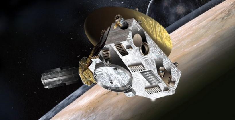 New Horizons spacecraft wakes up to greet Pluto next year
