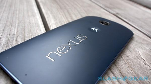Nexus 6 returns via Motorola, ships early next year