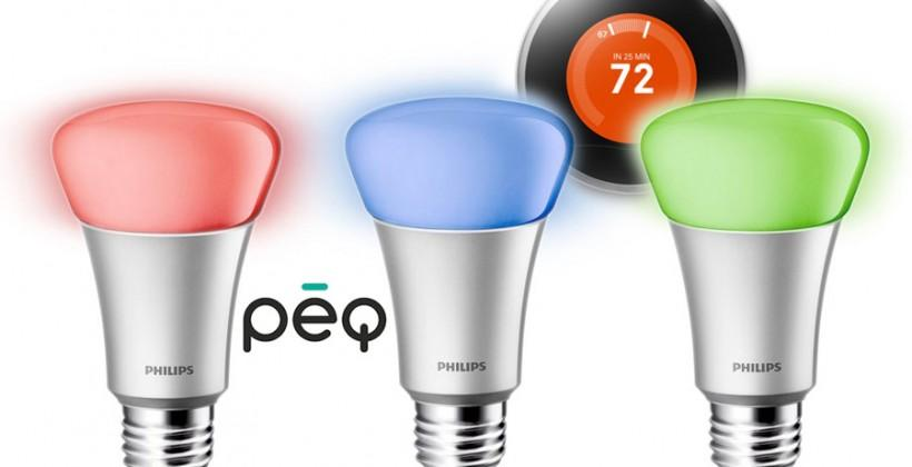SmartHome Ventures adds Nest and Philips hue to PEQ