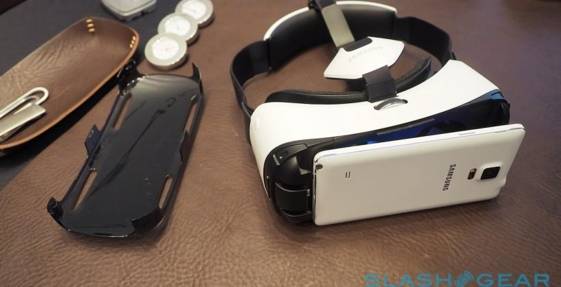 Gear VR headset released with AT&T and Samsung