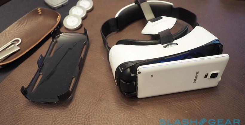 Verizon Galaxy Note 4 gets the Gear VR update