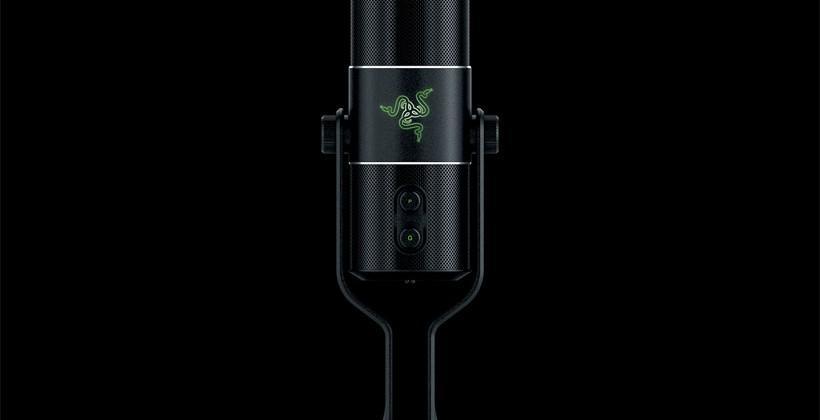 Razer Seiren Digital Mic Features Studio Quality With Usb Connectivity Slashgear