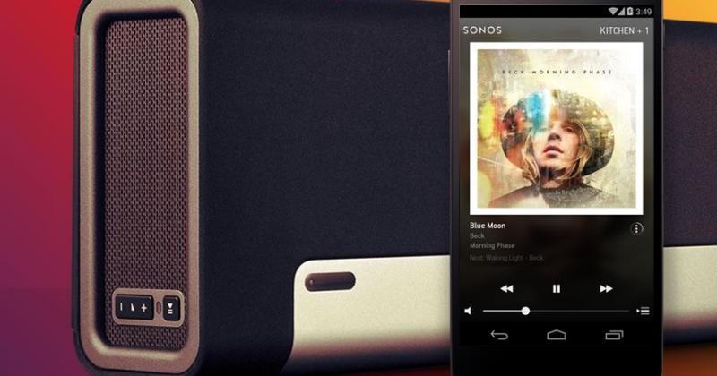 Sonos Controller app update adds multi-account feature