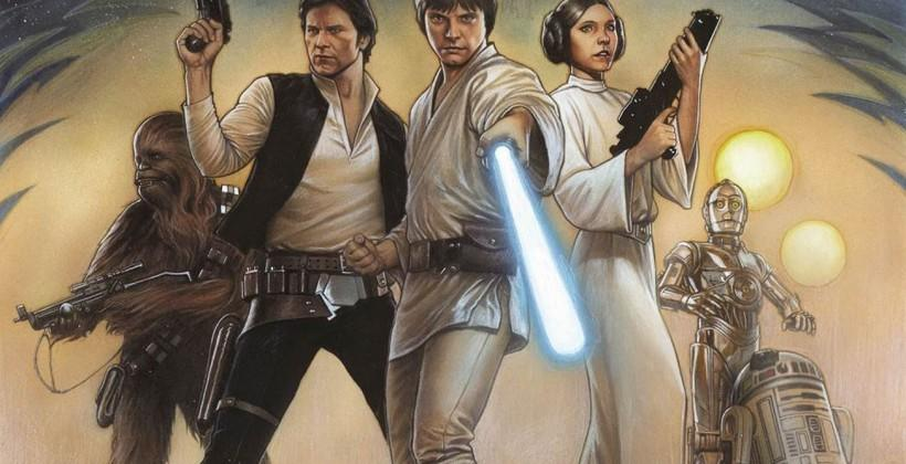 Original Star Wars comics to be remastered ahead of movie