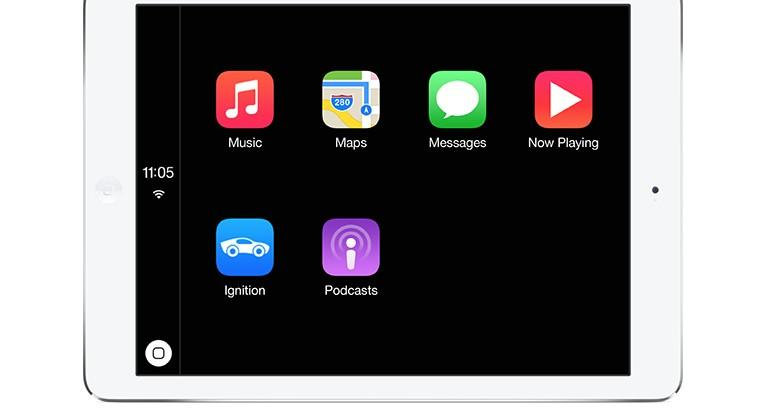 How to use CarPlay on your iPad with one app tap