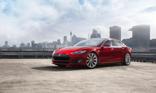Tesla launches in Australia with Model S showroom