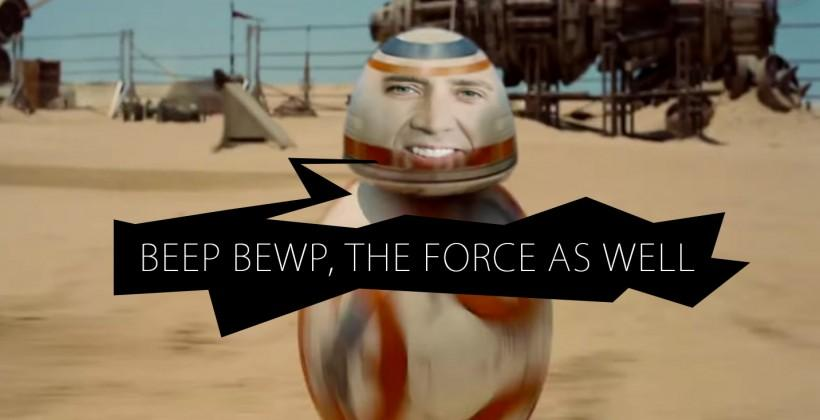 Star Wars The Force Awakens trailer: The Parody Collection
