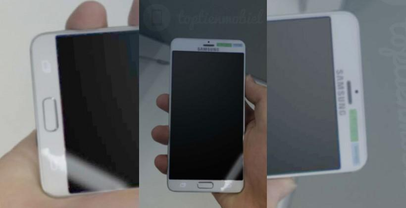 Galaxy S6 details tipped with prototype appearance