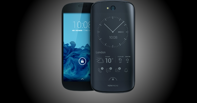 YotaPhone 2 launches, available in Europe this week