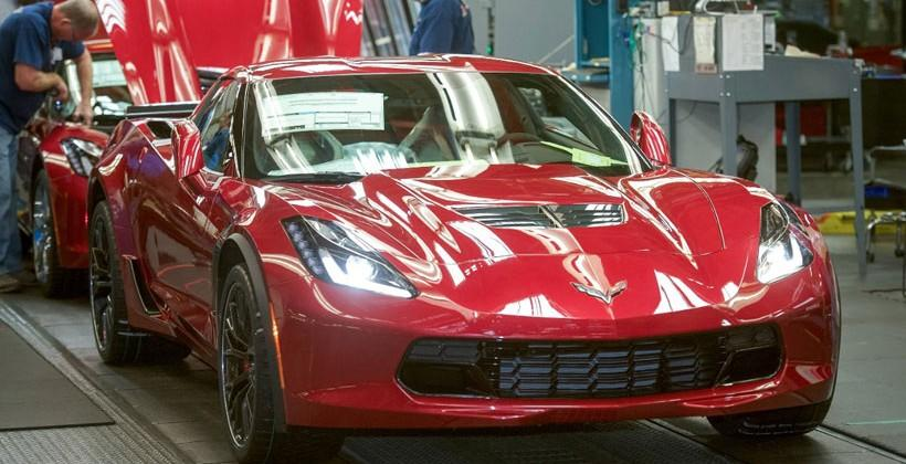 2015 Corvette Z06 customer deliveries begin