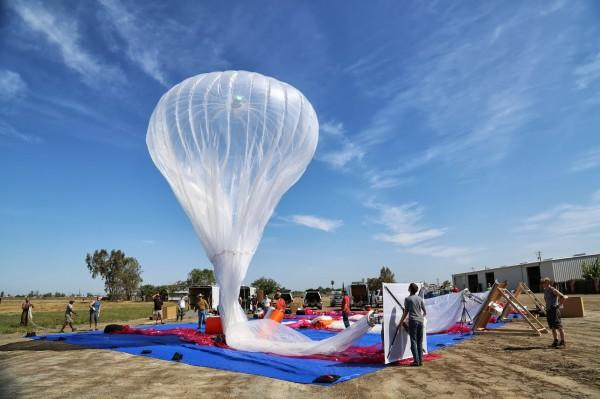 Google wants to test 24GHz spectrum with balloons, drones