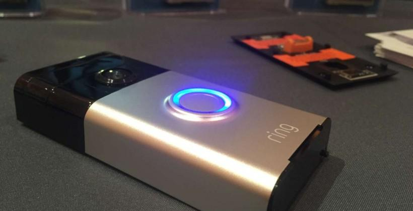 Ring Doorbell hands-on: See who's at the door through your smartphone