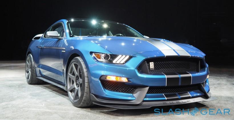 Ford Shelby GT350R: the most track-ready street legal Mustang ever