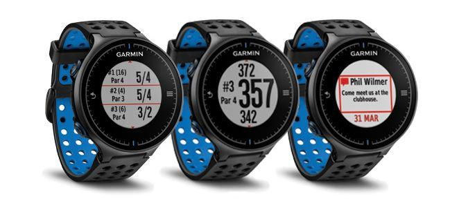 Garmin Approach S5 golf watch improves your game