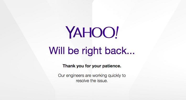 Microsoft's mistaken Bing update takes down Yahoo search