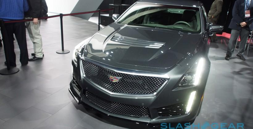 The Cadillac CTS-V is a 200mph slap at BMW