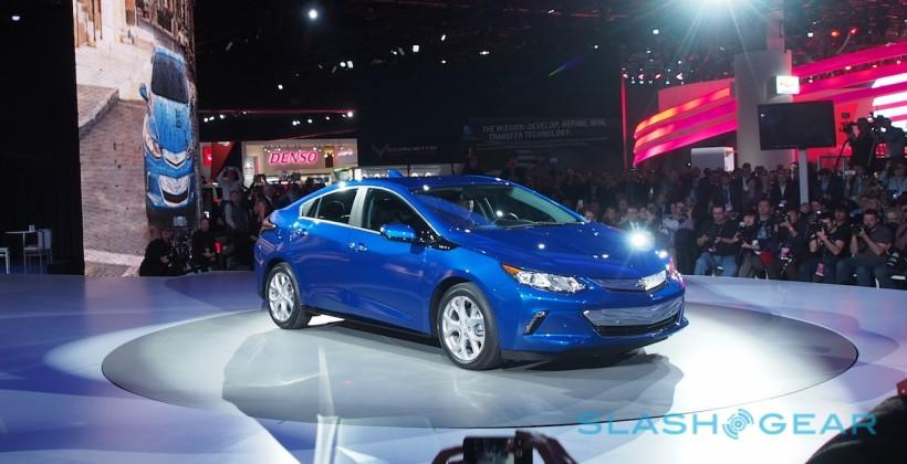 2016 Chevrolet Volt arrives with extended range and seats