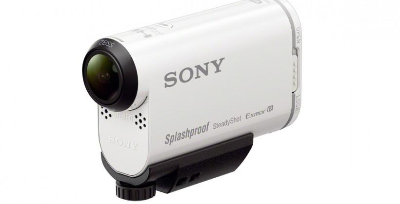 Sony Action Cam now packs 4K at 30fps