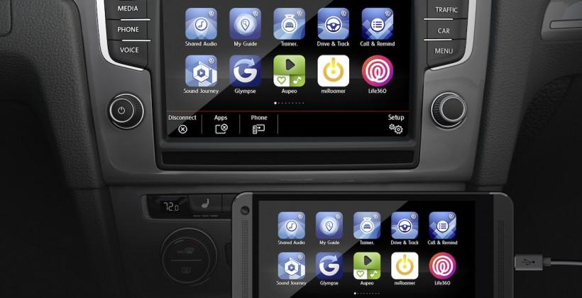 VW adding CarPlay, Android Auto and MirrorLink in 2015