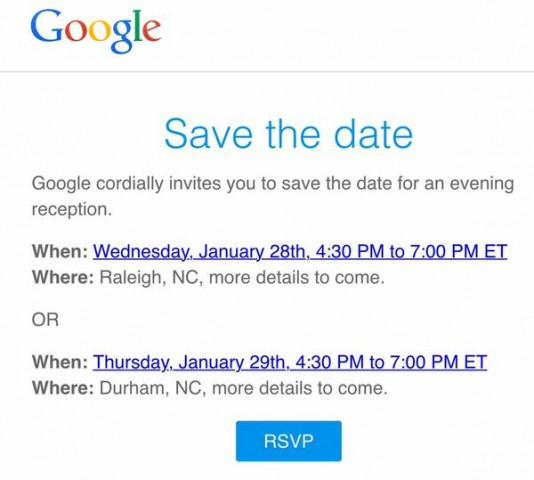 Google Fiber expected to next launch in North Carolina