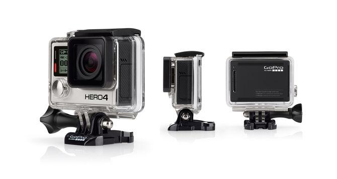 Marriott teams with GoPro to offer guests HERO4 cameras
