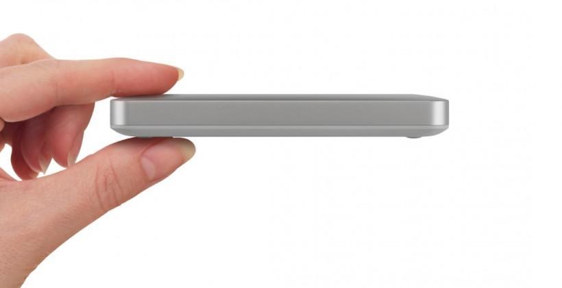 Toshiba Canvio HDDs target portability, entertainment