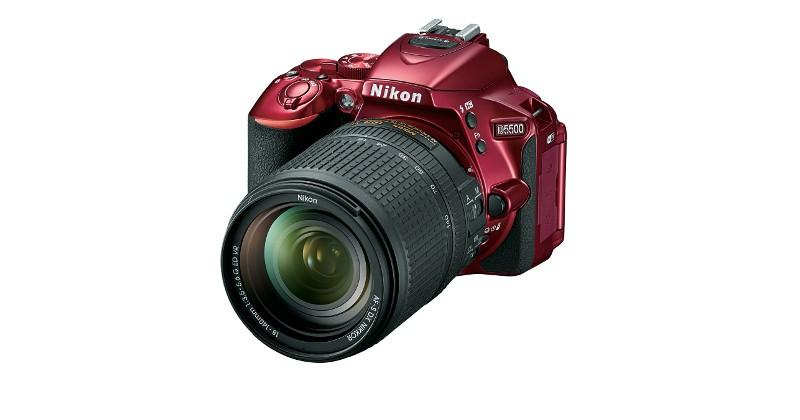 Nikon's entry-level D5500 DSLR is ready to shoot and share