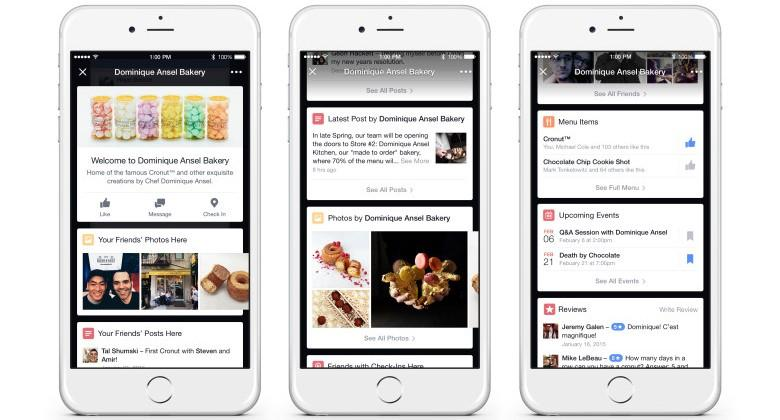 Facebook testing 'Place Tips' location-based service in New York