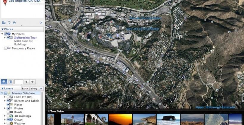 Google Earth Pro drops $399 subscription, now available for free
