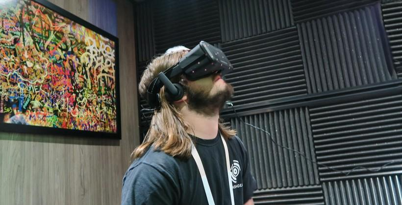 Oculus Rift Crescent Bay hands-on with 3D Audio