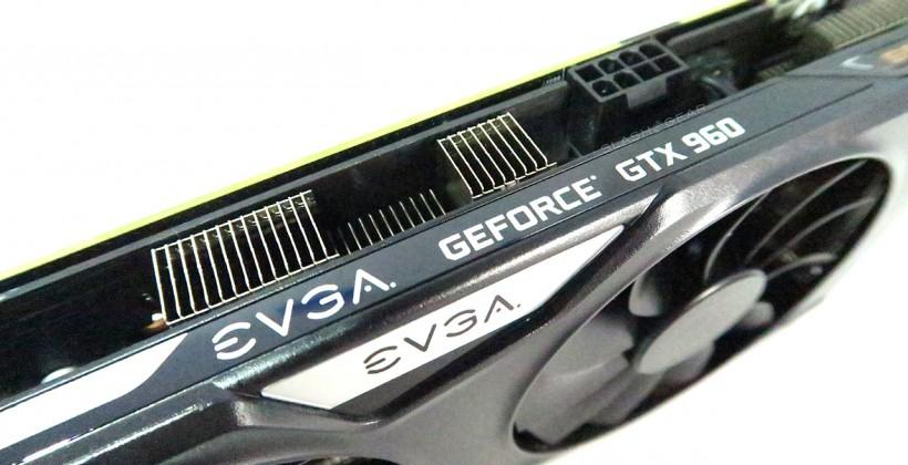 EVGA NVIDIA GeForce GTX 960 SuperSC Review with Benchmarks