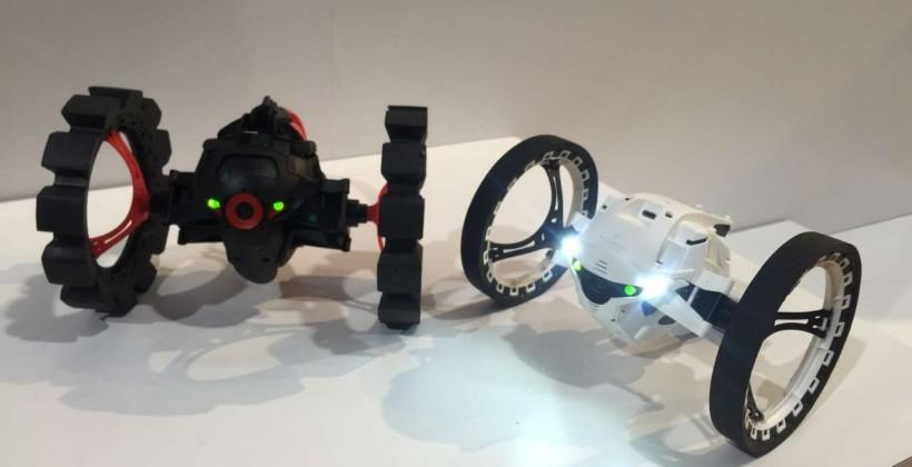 Parrot Drones gen-2: hands-on with the next Sumo and Spider