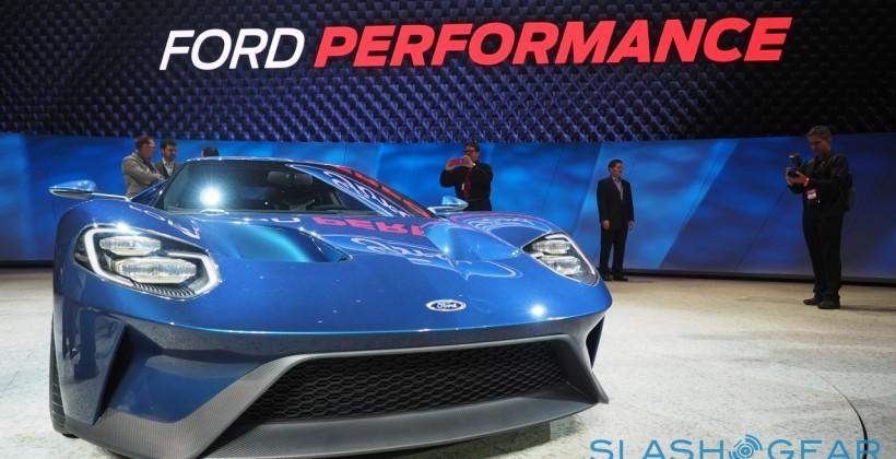 The biggest Ford GT mystery is how to buy one