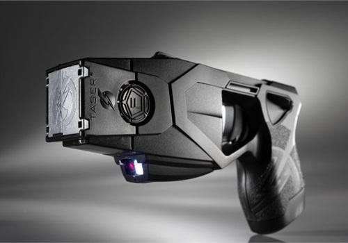 LAPD getting tasers that trigger recording when used